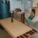 boren stokken, slepen en fundamentbord