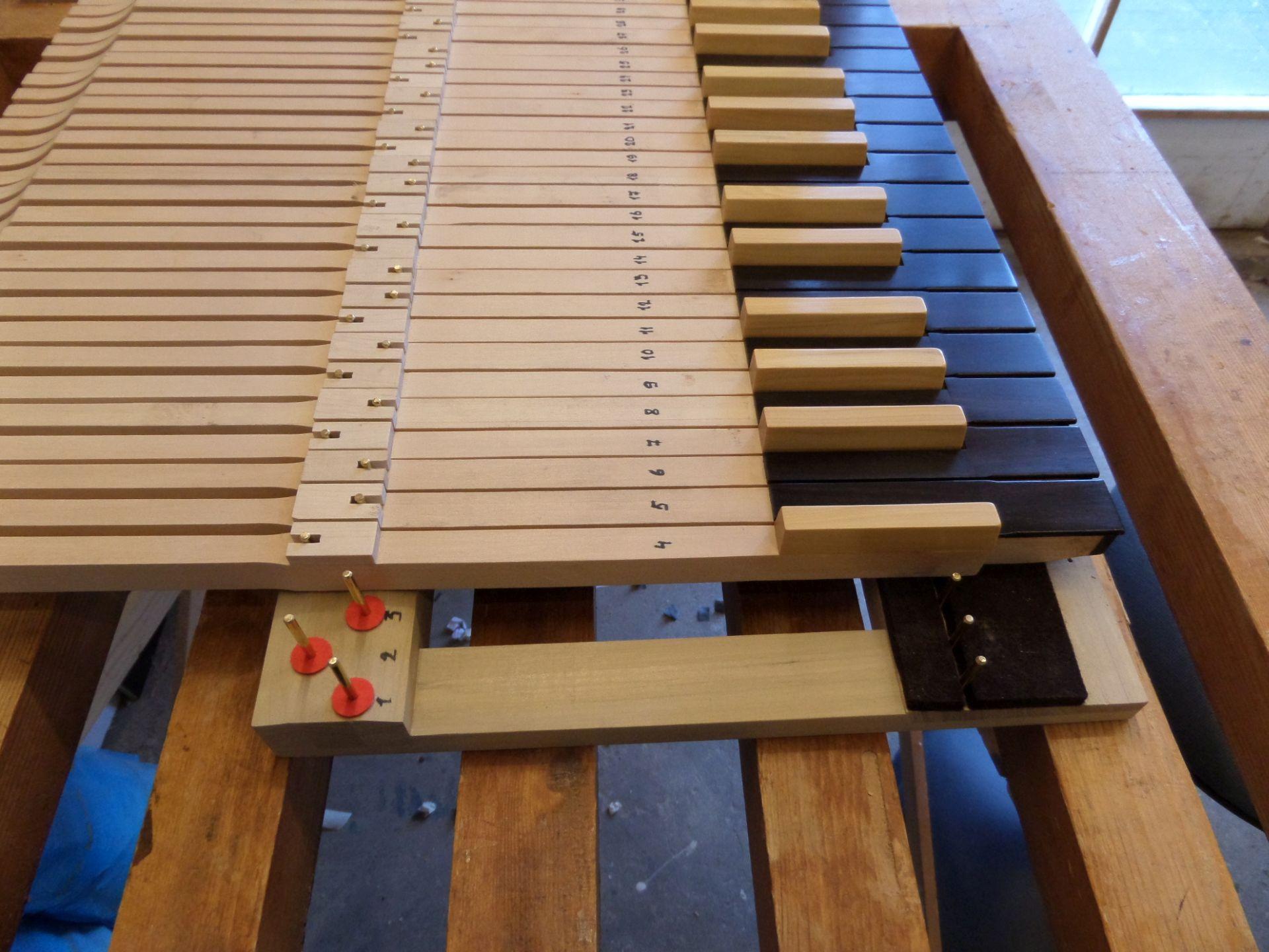 6 positief 2018 werkplaats voor orgelbouw for Ingebouwd zwembad zelf maken