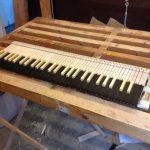 weer een klavier maken